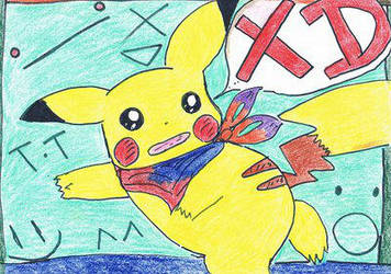 Xd Xd Xd Pikachu by Mikuruchen-Baby