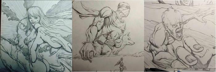 Twitch Drawings by MikeStewartArt by michaelstewart