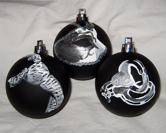 Fifty Shades of Grey Christmas Ornaments by CherriKiss ... - Fifty Shades Of Grey Christmas Ornaments By CherriKiss On DeviantArt