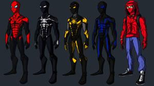 Spider-Man IH Design by IHComicsHQ
