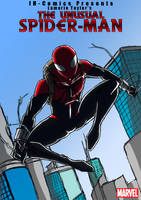 The Unusual Spider-man Cover by IHComicsHQ