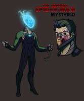 The Unusual Mysterio by IHComicsHQ