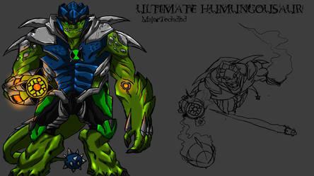 Ult Humungousaur IH-Design by IHComicsHQ