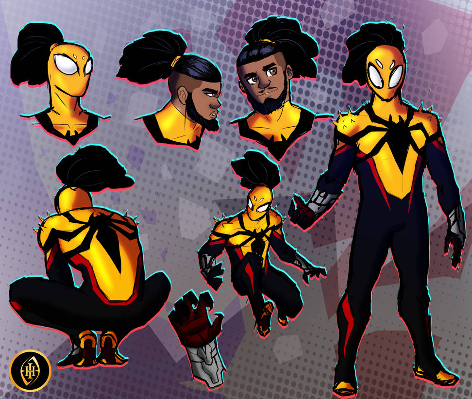 My Spidersona by IHComicsHQ