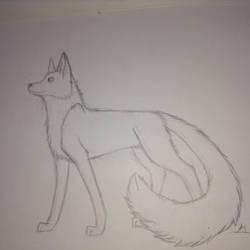 Canine Dump Sketch by Swifty52