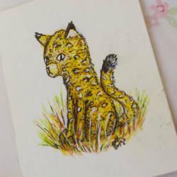 lil' Leopard by SighBugs