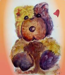 Bear by SighBugs