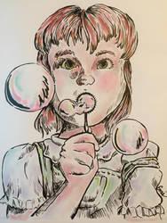 Bubbles by SighBugs