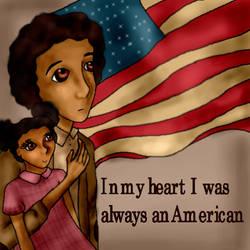 American by Bluesheepy