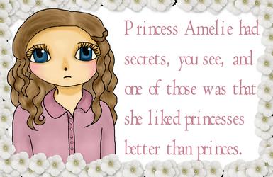 Princess Amy by Bluesheepy