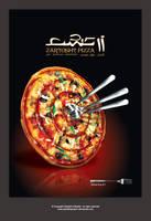 Zartosht pizza by Sepinik