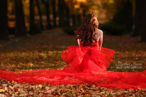 My Name Is Red by Kiralyna