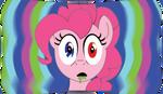 Pinkie Pie On Acid by Rainb0wDashie