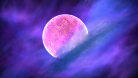 A Red Planet by Rainb0wDashie