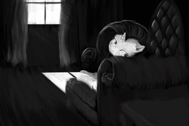 Carousel Nocturne by Rainb0wDashie