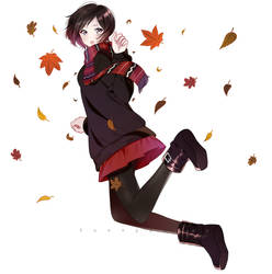 Ruby (Fall season) by Sunnypoppy