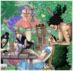 Wonderland by Gegege-no