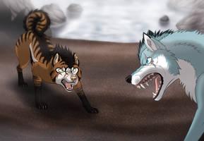 Showdown by Zerwolf