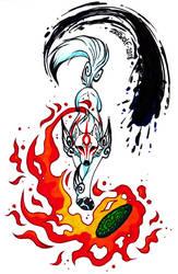 Ink 'n Fire by Zerwolf