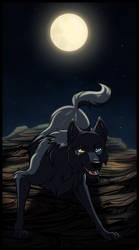Night Queen (remake) by Zerwolf