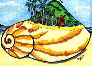 Shell Island - 'Island Dreams' by Dangerskillz