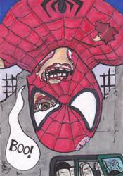 Zombie Spiderman - MoD PSC by Dangerskillz