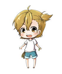 Naru Chibi by kiieatspocky