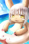 Nanachi Beach by kiieatspocky