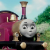 Lady The Magical Engine Emoji