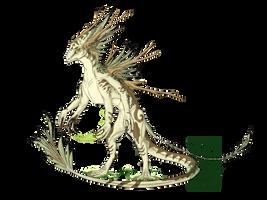Dragon of Life. by Keltaan