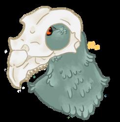 Pigeonv1 by Nightshadow-Horus