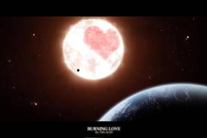 Burning Love by tHs-Acid