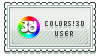 Stamp - Colors!3D User by SuperSarcosmic