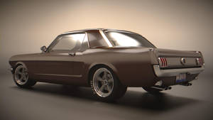 '65 Ford Mustang GT by BFG-9KRC