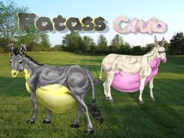 Fatass Logo 2008 by FatAssClub