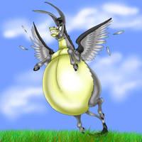 Pegasus waffs by FatAssClub