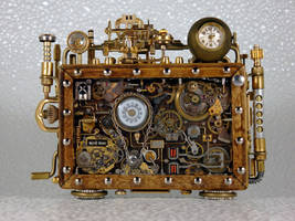 The Time Machine 1 by dkart71