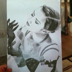 Evgenia Medvedeva by cncheckit