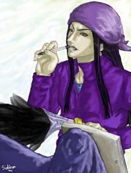 Contest Art -Modern Sima Yi by ValinQuen