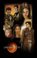 Joss Whedons 'SERENITY' by Ferser