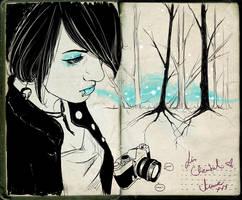 Diary Chantal by Waldmaer