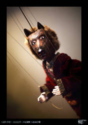 Werewolf Puppet by Kl-lAYMAN