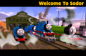Welcome To Sodor by DarthAssassin