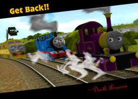 Get Back! by DarthAssassin