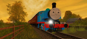 Day Out With Thomas by DarthAssassin