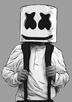 Marshmello - Alone by Endman3010