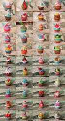 Cupcake Chart by Gaeldgleet