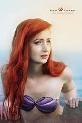 Ariel, the little mermaid bodypaint by Eristroll