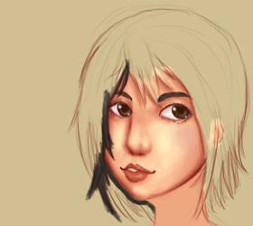 Shinko - WIP by freckled-dreamer