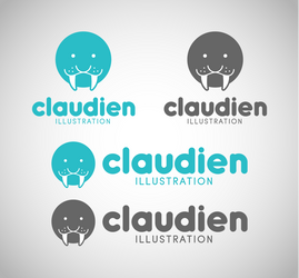 Logo re-design by TheClaudien